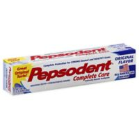 Pepsodent® 5.5 oz. Complete Care Toothpaste in Original Flavor