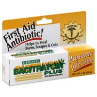 Original Bacitraycin Plus® 1 oz. Antibiotic with Moisturizing Aloe