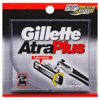 Gillette Altra Plus Cartridges 10 Count