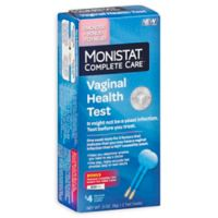 Monistat® Complete Care™ 2-Count Vaginal Health Test