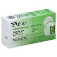Harmon® Face Values™ 4 oz. 6-Count Refreshing Cool Moisturizing Beauty Bar