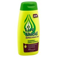 Lice Shield 10 oz. Shampoo