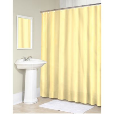 Buy Yellow Shower Curtain from Bed Bath & Beyond