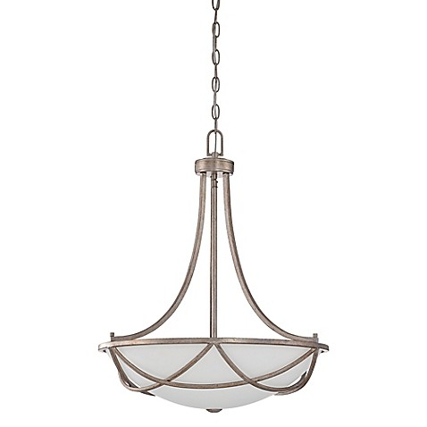 Buy Quoizel Milbank 6 Light Pendant Ceiling Fixture In