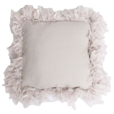 Buy Oatmeal Throw Pillows From Bed Bath Amp Beyond