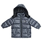 IXtreme Size 3T Puffer Jacket in Grey