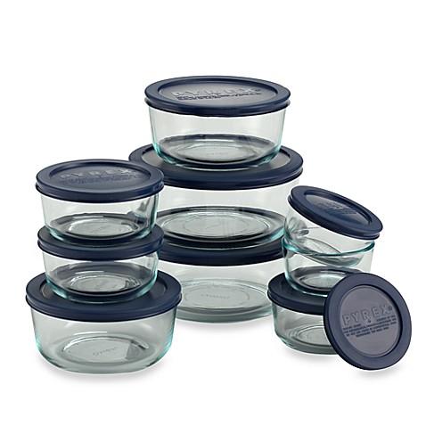 Pyrex® 18 Piece Kitchen Storage Set