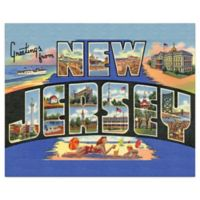 New Jersey Glass Cutting Board