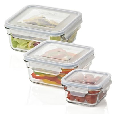 Glasslock Food Storage Container Bed Bath Beyond
