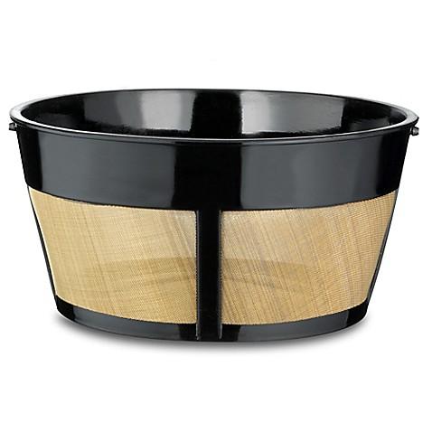 medelco 8 12 cup permanent basket filter bed bath beyond. Black Bedroom Furniture Sets. Home Design Ideas
