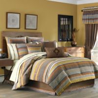 J. Queen New York™ Montaneros King Comforter Set in Rust