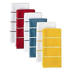 Superb Noritakeu0026reg; Colorwave Dual Purpose Kitchen Towels (Set ...