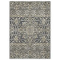 New Casa Aubosson 5-Foot 3-Inch x 7-Foot 3-Inch Area Rug in Blue