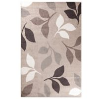 Concord Global Casa Collection Canyon 5-Foot 3-Inch x 7-Foot 3-Inch Rug in Beige