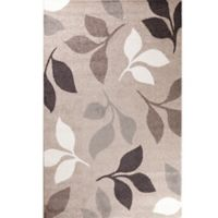 Concord Global Casa Collection Canyon 6-Foot 7-Inch x 9-Foot 6-Inch Rug in Beige