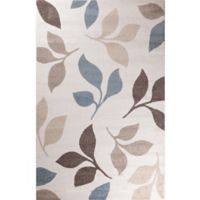 Concord Global Casa Collection Canyon 7-Foot 10-Inch x 10-Foot 6-Inch Rug in Ivory