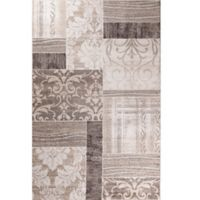 Concord Global Casa Symphony 6-Foot 7-Inch x 9-Foot 6-Inch Rug in Ivory