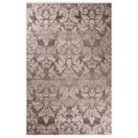 Casa Collection Majestic 5-Foot 3-Inch x 7-Foot 3-Inch Area Rug in Brown