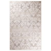 Casa Collection Majestic 5-Foot 3-Inch x 7-Foot 3-Inch Area Rug in Ivory