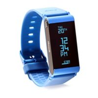 Activity, Sleep, Heart Rate and SP02 Tracker in Blue