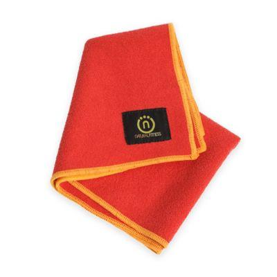 Yoga Hand Towel In Red Rock Sun