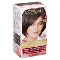 L'Oreal® Paris Excellence® Crème Triple Protection Hair Color in 5 Medium Brown