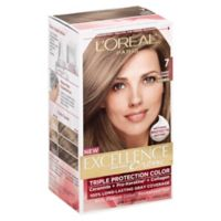 L'Oreal® Paris Excellence® Crème Triple Protection Hair Color in 7 Dark Blonde