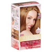 L'Oreal® Paris Excellence® Crème Triple Protection Hair Color in 7G Dark Golden Blonde