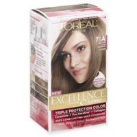 L'Oreal® Paris Excellence® Crème Triple Protection Hair Color in 7.5A Medium Ash Blonde