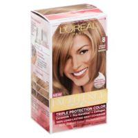 L'Oreal® Paris Excellence® Crème Triple Protection Hair Color in 8 Medium Blonde