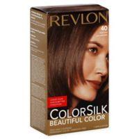 Revlon® ColorSilk Beautiful Color™ Hair Color in 40 Medium Ash Brown