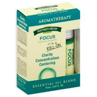 Nature's Truth® Aromatherapy .33 oz. On-the-Go Roll On in Focus