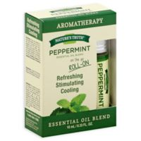 Nature's Truth® Aromatherapy .33 oz. On-the-Go Roll On in Peppermint