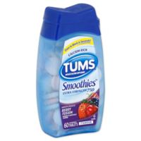 TUMS® Smoothies 60-Count Berry Fusions