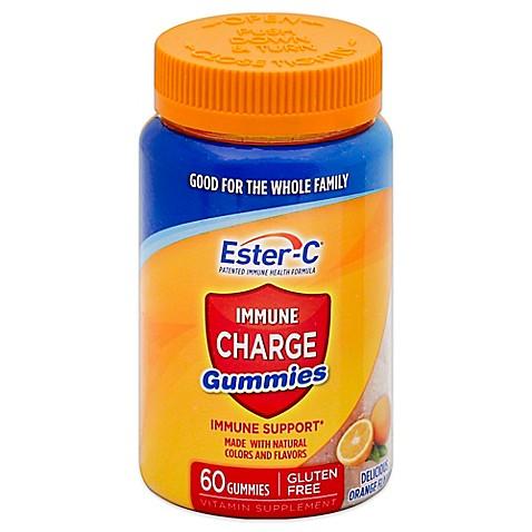 Ester c gummies