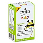 Zarbee's® Naturals Baby .47 oz. Vitamin D Supplement