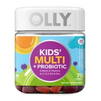 OLLY® 70-Count Kids' Multi + Probiotic Vitamin Gummies