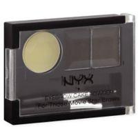 NYX Cosmetics Eyebrow Cake Powder in Black Gray