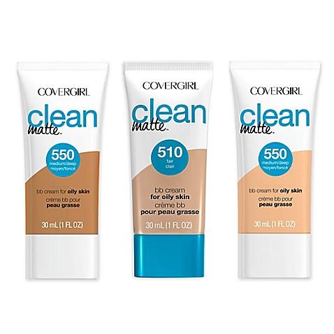 Covergirl 174 Clean Matte Bb Cream Bed Bath Amp Beyond