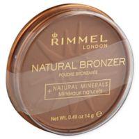 Rimmel London Natural Bronzer in Sun Light