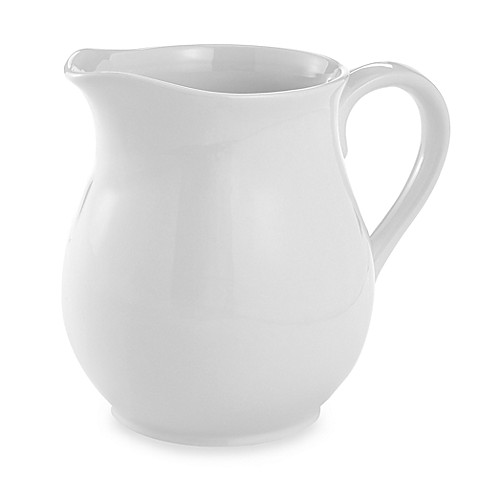Everyday White® by Fitz and Floyd® Large Pitcher