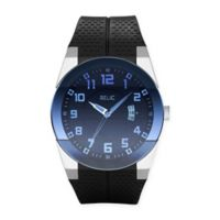Relic Jake Men's 43mm Rubber Strap Watch