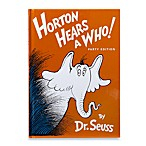 Dr. Seuss' Horton Hears a Who! Party Edition