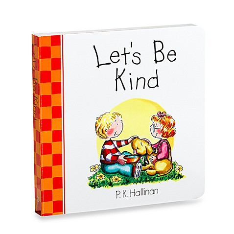 Let's Be Kind Board Book
