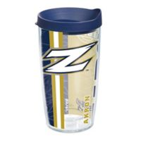 Tervis® University of Akron Zips 16 oz. Pride Wrap with Lid