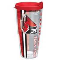 Tervis® Ball State University Cardinals 24 oz. Pride Wrap with Lid