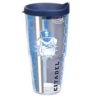Tervis® The Citadel Bulldogs 24 oz. Pride Wrap with Lid