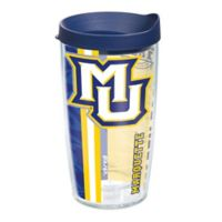 Tervis® Marquette University Golden Eagles 16 oz. Pride Wrap with Lid