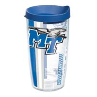 Tervis® Middle Tennessee State University Lightning 16 oz. Pride Wrap with Lid
