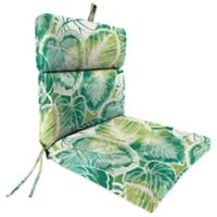 Outdoor Dining Seat Cushion in Keycove Lagoon